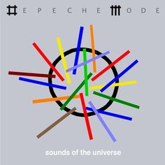 Depeche Mode - Sounds Of The Universe Limited Edition Import 180g 2LP