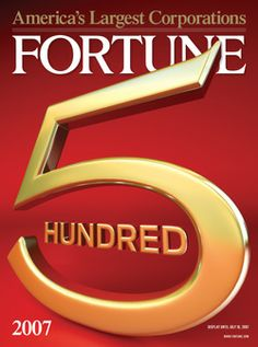 The Fortune 500 List: 500 Top Companies