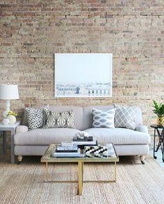 scandinavian livingroom simplicity interiors   brickwall