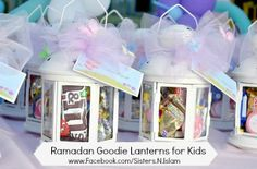 Planning on passing these out to the kids for ‪#‎Ramadan‬ this year Buy the lanterns here http://www.ikea.com/us/en/catalog/products/30122986/ and fill them up with candy! You can also include a small tea light candle in each lantern and gather all of the kids together outside after sunset to see how strong the light shines when we all come together as a ummah ‪#‎muslim‬ ‪#‎Ramadan2014‬ ‪#‎crafts‬ ‪#‎EID‬