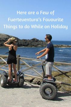 What to do in Fuerteventura while on holiday - Here are our top 5 picks