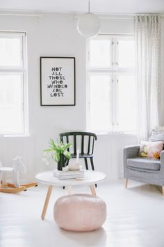 STYLE LOGISTICS | Fashion Blog: 10 DREAMY ROOMS: Scandinavian Interior Design