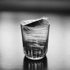 Silvia Gravs Strange and Surreal Black & White Photo Manipulations