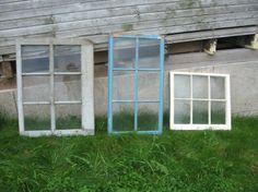 6 pane windows are a popular item!
