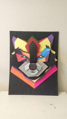 Fox Mask 26/05/16 (my 1st pin)