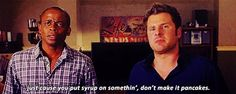 Psych--This may be my all time favorite quote from the show. Okay, no. The Lady Gaga quote is my favorite!