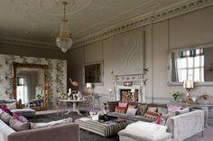 Jacobean mansion house Howsham, North Yorkshire, YO60 UK
