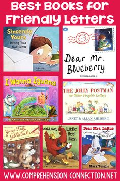 Writing friendly letters is a lifelong skill. This post includes ideas for writing letters with beginners.