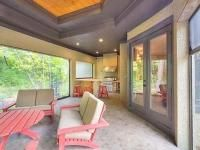 Aspen Ridge I Lanai with Outdoor Kitchen and Entertaining Space for Guests.
