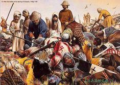 Tras la batalla de La fuente de los Berros. http://www.elgrancapitan.org/foro/viewtopic.php?f=87&t=16834&p=912473#p912346