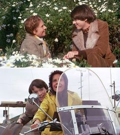 """Harold & Maude. """"If you want to sing out sing out, if you want to be free be free..."""""""