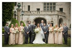 Ochre Court Wedding, Flowers By Semia, Newport,  © Snap Weddings