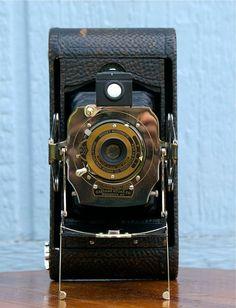 Antique Folding Pocket Kodak No 1A Camera by CanemahStudios, $65.00