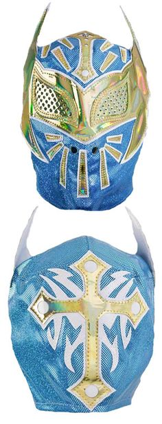 Another great Sin Cara mask