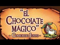 Juego cooperativo sobre comercio justo Chocolate, Youtube, Cooperative Games, Fair Trade, Coops, Chocolates, Brown, Youtubers, Youtube Movies