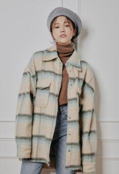 Blouson Turtleneck Sweater