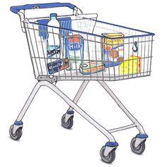 jdem nakupovat.