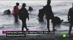 Las mentiras del gobierno y guardia civil sobre los inmigrantes muertos ...