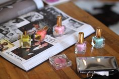 Weekend Mini Moments {Dannijo Jewels + Candy Colored Polishes}