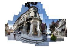 As paisagens colagens de Daniel Camacho   P3