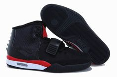 Cheap Air Yeezy 2 Red Black White