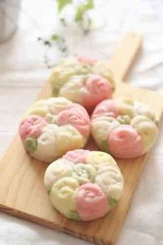 Pretty Rose Bread Inspiration