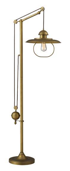 Floor Lamp 1-100watt bulbs  899.00