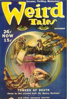Virgil Finlay, Weird Tales 39-11.