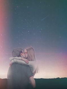L'amore nelle magiche illustrazioni di Hyocheon Jeong.