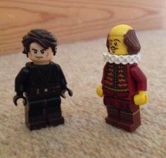 amanda abbington @CHIMPSINSOCKS  - Shakespeare: ahhh Benedict. Do you want to play Hamlet and that...?  Ben: gosh, yes, um, of course, yes...! pic.twitter.com/DqjZEcPkNi