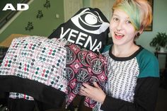 VEENA CLOTHING HAUL Clothing Haul, Vera Bradley Backpack, Fair Trade, Organic Cotton, Clothes, Fashion, Outfit, Clothing, Moda