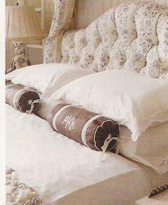 love the neckroll pillows