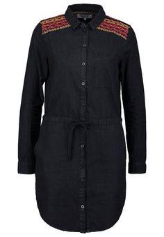 TWINTIP Jeanskleid black denim Bekleidung bei Zalando.de   Material Oberstoff: 100% Baumwolle   Bekleidung jetzt versandkostenfrei bei Zalando.de bestellen!