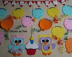 Our social Trends Class Decoration, School Decorations, Classroom Posters, Classroom Decor, Clown Crafts, Covering Popcorn Ceiling, Diy And Crafts, Arts And Crafts, Birthday Charts