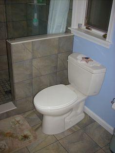 Toto Drake toilet with Sani gloss.
