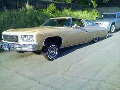 1976 Chevy Impala GLASSHOUSE
