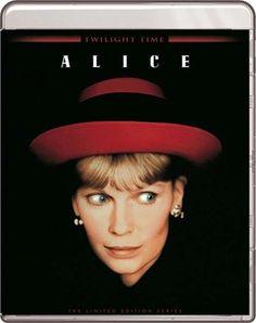 Alice - Blu-Ray (Twilight Time Ltd. Region Free) Release Date: December 6, 2017 (Screen Archives Entertainment U.S.)