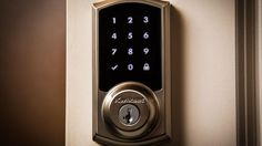 It doesn't break the mold, but Kwikset's newest touchpad deadbolt manages multiple users exceptionally well -- and you can tell Siri to lock it.