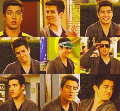 Big Time Rush   Logan I love him so much, one of my dreams is to meet him, talk to him, and get his autograph