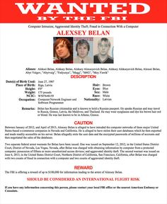 """All Obamacare Signup Info Goes To Russian Hacker - (FBI) has placed a Russian national named Alexsey Belan on their """"most wanted"""" list after it was discovered that this notorious hacker had gained access to, and still has in his possession, the private information of every single American who has, to date, registered their private data into what has been described as the Obamacare.     