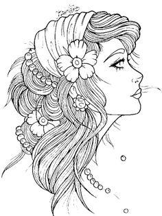 Gypsy Tattoo Designs For Women Gypsy girl head tattoo design Tattoo Girls, Gypsy Girl Tattoos, Gypsy Soul Tattoo, Gypsy Tattoo Design, Tattoo Women, Head Tattoos, Love Tattoos, Beautiful Tattoos, Tatoos