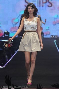 Tokyo Girls Collection 2012  ( Japanese Fashion )