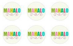 Free Mahalo Tags   Project Mahalo