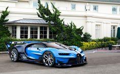 Bugatti Vision GT  Source