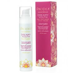 Pacifica, Natural Skincare, Dreamy Youth, Day and Night Face Cream