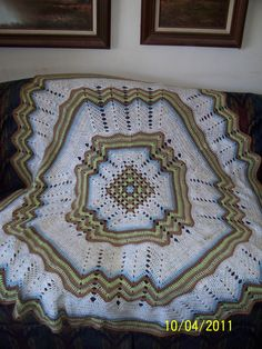 Ravelry: Project Gallery for Rainbow Set: Blanket pattern by Helen Passey