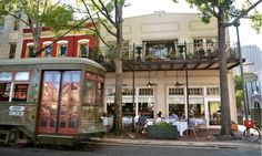 Herbsaint New Orleans - a happily ecletctic nook of fine dining in New Orleans on the St. Charles Streetcar Line! #nola #neworleans