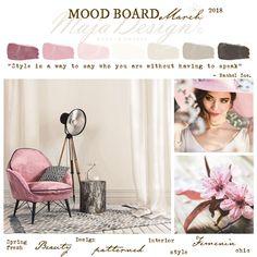 MajaDesign Mood board March -18
