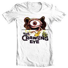 Barbarella T-shirt classic vintage science fiction movie 100/% cotton graphic tee