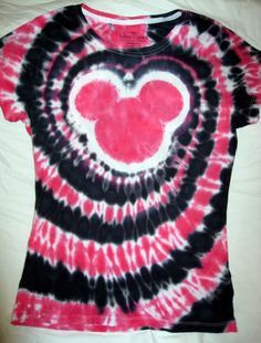 **Tie Dye Mickey ears shirts directions**NEW NEW PICS LAST PAGE** - Page 73 - The DIS Discussion Forums - DISboards.com